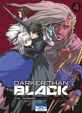 Couverture du livre : Darker Than Black : Shikkoku No Hana, Tome 4