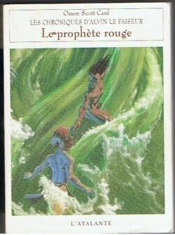 Couverture du livre : Les Chroniques d'Alvin le faiseur, tome 2 : Le Prophète rouge