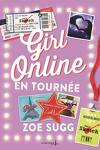 couverture Girl Online, Tome 2 : En tournée