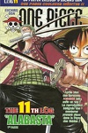 couverture One Piece: The Eleventh Log