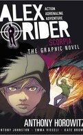Alex Rider, Tome 5 : Scorpia (Graphic Novel)