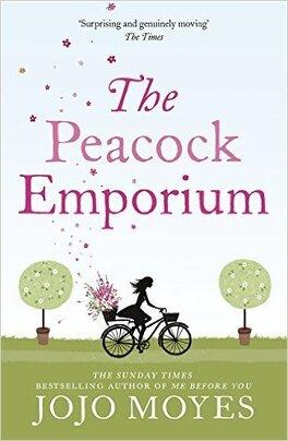 Couverture du livre : The Peacock Emporium