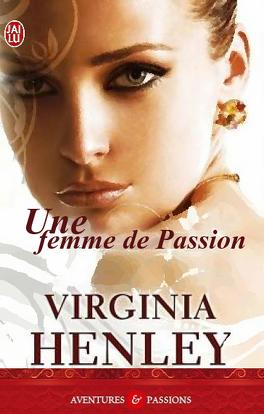 Couverture du livre : Une femme de passion