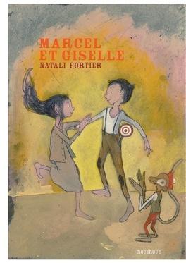 Couverture du livre : Marcel et Giselle