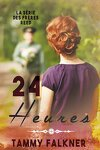 couverture Les Frères Reed, Tome 5 : 24 heures
