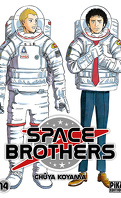 Space Brothers, Tome 14