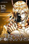 couverture Terra Formars, Tome 12
