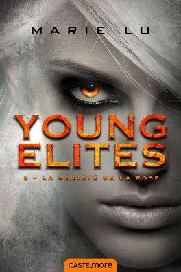Couverture du livre : The Young Elites, Tome 2 : La Société de la Rose