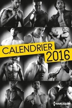 Couverture de Calendrier Harlequin 2016
