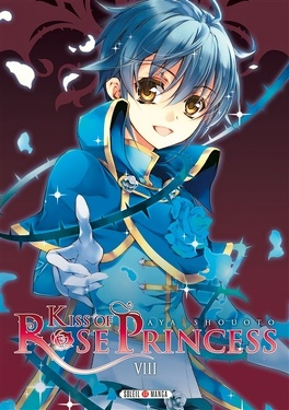 Couverture du livre : Kiss of Rose Princess, Tome 8