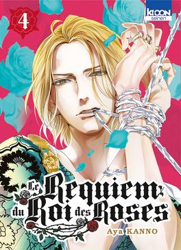 Couverture du livre : Le Requiem du Roi des roses, tome 4