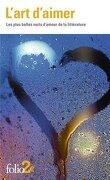 L'art d'aimer : Les plus belles nuits d'amour de la littérature
