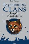 couverture La Guerre des Clans, HS n°1 : La Quête d'Étoile de Feu