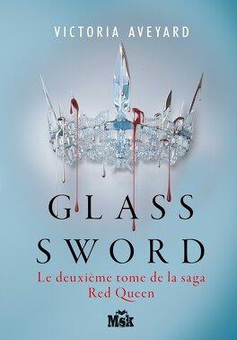 Couverture du livre : Red Queen, Tome 2 : Glass Sword