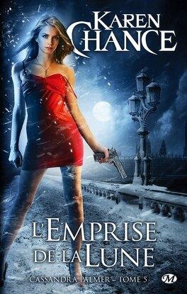 Couverture du livre : Cassandra Palmer, Tome 5 : L'Emprise de la Lune