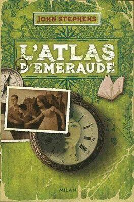 Couverture du livre : L'Atlas d'émeraude