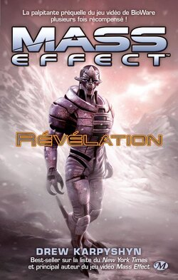 Couverture de Mass Effect, Tome 1 : Révélation