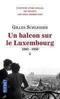 Saga Parisienne, tome 1 : Un balcon sur le Luxembourg