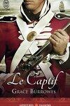 couverture Captive Hearts, Tome 1 : Le Captif