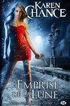 couverture Cassandra Palmer, Tome 5 : L'Emprise de la Lune