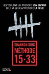 couverture Méthode 15-33