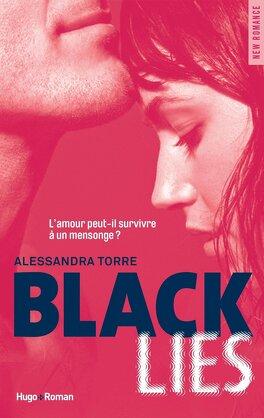 Couverture du livre : Black Lies
