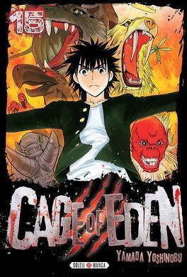 Couverture du livre : Cage of Eden, Tome 15
