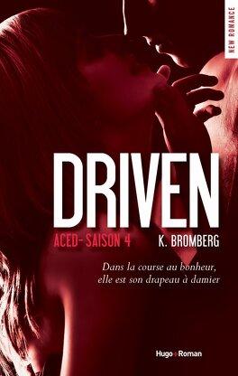 Couverture du livre : Driven, tome 4 : Aced