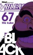 Bleach, Tome 67 : Black