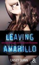 Neon Dreams, Tome 1 : Leaving Amarillo