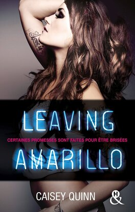 Couverture du livre : Neon Dreams, Tome 1 : Leaving Amarillo
