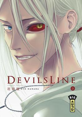Couverture du livre : Devil's Line, Tome 3