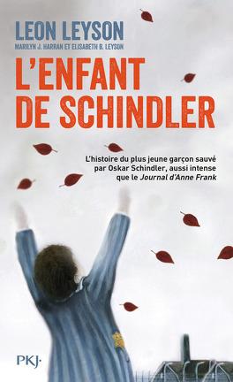 Couverture du livre : L'Enfant de Schindler
