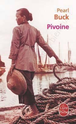 Couverture du livre : Pivoine