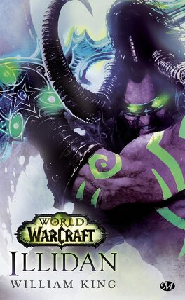 Couverture du livre : World of Warcraft : Illidan