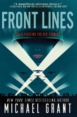 Couverture du livre : Front Lines, tome 1 : Front Lines
