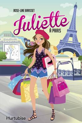 Couverture du livre : Juliette à Paris, Tome 5