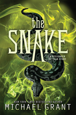 Couverture du livre : Messenger of Fear, Tome 1.5 : The Snake