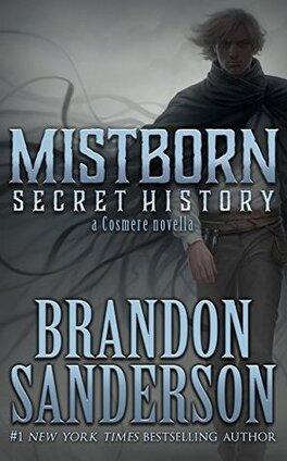 Couverture du livre : Mistborn: Secret History