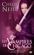 Les Vampires de Chicago, Tome 12 : La morsure est notre affaire