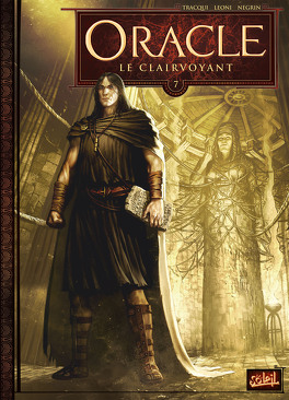 Couverture du livre : Oracle, Tome 7 : Le clairvoyant