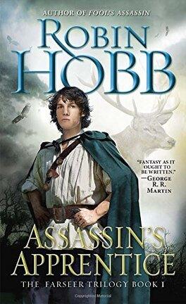 Couverture du livre : The Farseer Trilogy, Book 1: Assassin's Apprentice