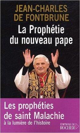 Couverture du livre : La Prophétie du nouveau Pape