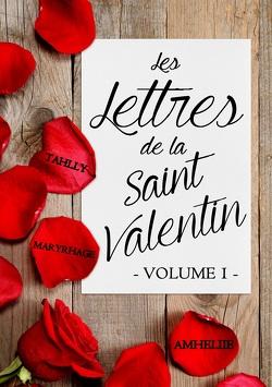 Couverture de Les Lettres de la Saint Valentin - Volume 1