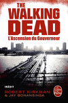 couverture The Walking Dead, tome 1 : L'Ascension du Gouverneur