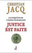 Les Enquêtes de l'inspecteur Higgins, Tome 20 : Justice est faite