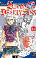 Seven Deadly Sins, Tome 13