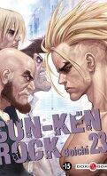 Sun-Ken Rock, Tome 23