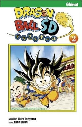 Couverture du livre : Dragon Ball SD, Tome 2