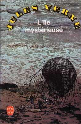 Couverture du livre : L'île mystérieuse, tome 1